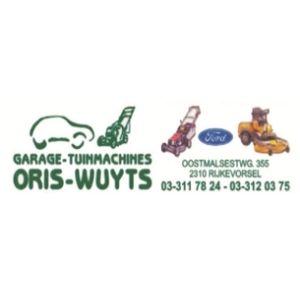 logo oris wuyts